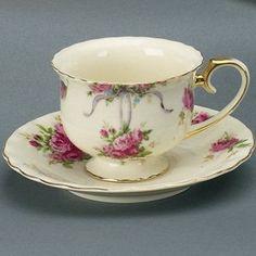 victorian tea cups | Victorian Floral Tea Cup Teacups English Bone China Teacups Porcelain ...
