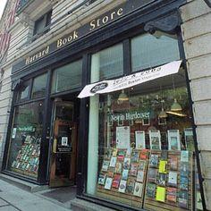 Harvard Book Store - DiscoverHarvardSquare.com