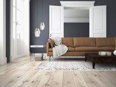 Achim Sterling White Oak 6 in. Peel and Stick Vinyl Plank Flooring sq. / - The Home Depot Vinyl Plank Flooring, Wood Planks, Laminate Flooring, Vinyl Planks, Luxury Home Decor, Luxury Homes, Diy Home Decor, Video Vintage, Sweet Home