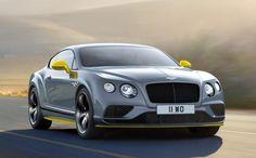 ベントレー 新型コンチネンタル GT Speed発表 -- ブラック エディションもラインアップ - えん乗り