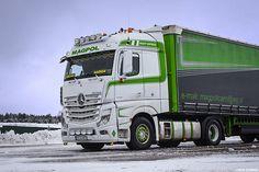 Mercedes-Benz Actros MP4 StreamSpace - Magpol (PL) | Flickr