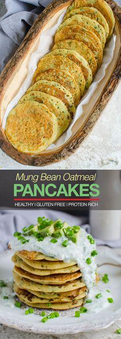 Mung bean oatmeal pr