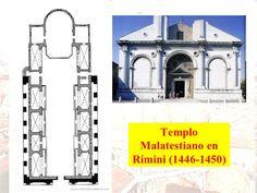 Resultado de imagen de Templo malatestiano de rimini
