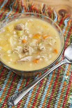 Soupe rustique dinde et orge   .recettes.qc.ca