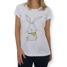 Camiseta Coelho de gabrielagil | Colab55