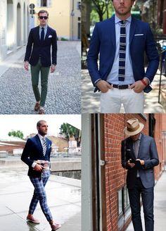 Men's Spring Fashion 2013: The Navy Jacket