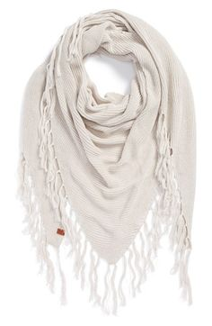 Bickley + Mitchell Fringe Wrap available at #Nordstrom