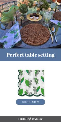 If you have solid color plate sets, you can add my placemats and napkins to make them stand out. The floral prints will add a wonderful pop to your summer table. Cotton Napkins, Napkins Set, Dinner Party Table, Table Setting Inspiration, Custom Screen Printing, Presents For Women, Beautiful Table Settings, Christmas Gift Guide, Inspirational Gifts