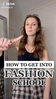 Fashion Jobs, Student Fashion, Nyc Fashion, College Fashion, School Fashion, Fashion Advice, Fashion Models, Fashion Design Portfolio, Fashion Design Sketches