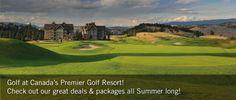 Predator Ridge Golf Resort 2012 Opening Day is April 11th, 2012.