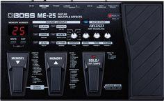BOSS - ME-25 | Guitar Multiple Effects
