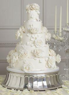 Wedding Cake von Peggy Porschen. Mehr auf madame.de