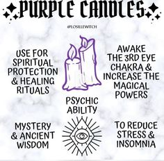 Witchcraft Symbols, Witchcraft Spell Books, Wiccan Spell Book, Magick Spells, Pagan Calendar, Magic Spell Book, Purple Candles, Free Tarot Reading, Witchcraft For Beginners