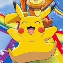 Pikachu Jigsaw 596