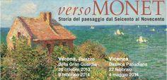 Verso Monet - storia del paesaggio dal 600 al 900