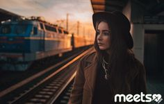 girl with train - Google Search