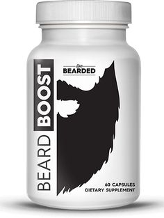 BEARD BOOST is a beard growth supplement scientifically formulated with the highest quality vitamins and minerals available to help you grow a bigger, thicker, fuller beard faster! Growing Facial Hair, Facial Hair Growth, Vitamins For Beard Growth, Growth Supplements, Beard Butter, Beard Wash, Minerals, Product Review, Serving Size