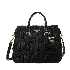 Prada Gaufre Nappa bag. www.handbag.com