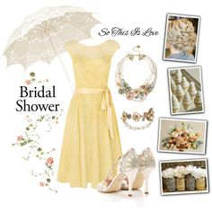Contest Entry - Bridal Shower by mmmartha on Polyvore featuring interior, interiors, interior design, home, home decor, interior decorating, Kaliko and Betsey Johnson