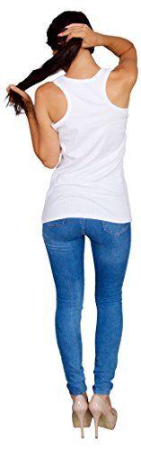 Emprella Women's 5 Pack Ribbed Racerback Tank Tops #shirts #tops #tshirt #tunics #clothing #womenfashion
