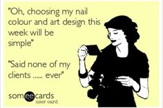 52 Ideas For Manicure Quotes Awesome Manicure Quotes, Nail Quotes, Manicure And Pedicure, Tech Quotes, Pedicures, Glitter French Manicure, French Manicure Designs, Nail Memes, Salon Quotes