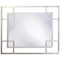 Howard Elliott Lois Platinum Mirror 51219