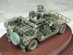 OREV Humvee, IDF