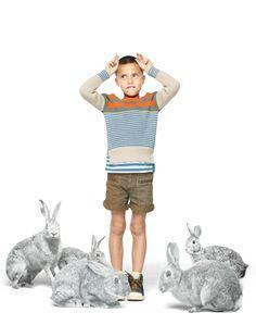 Stella McCartney Kids Spring 2012.