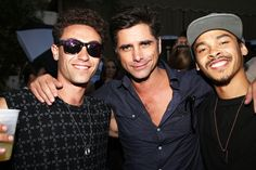 Sinner, John Stamos and Tave