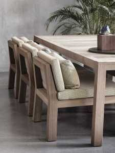 teak outdoor furniture style ideas that will certainly make your outdoor area looks cozy 00003 Diy Garden Furniture, Outdoor Furniture Design, Teak Furniture, Patio Furniture Sets, Furniture Layout, Furniture Decor, Luxury Furniture, Modern Furniture, Smart Furniture