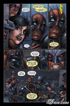 Why I love Deadpool.