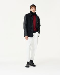 Fall Winter Man Collection 2017 Dondup Lookbook