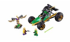 LEGO Ninjago Lloyd's Jungle Raider (70755)