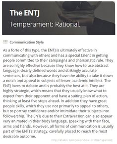As an ENTJ, I find myself doing this a lot - subconsciously using what I know will be most effective in getting my way in the situation.