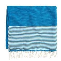 Fouta Lifestyle® Ines towel : home & gifts   J.Crew