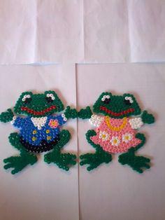 Mr. and Mrs. Hama Frog