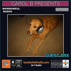 Carol B takes a break from her normal Radio seat and offers an Exclusive Bombshell Radio Mix for us! bombshellradio.com 10:00AM-11:00AM DJ Carol B hosts Bombshell Guest Radio Mix Repeats SundayTuesday and Thursday  Ruby Slippers hosted by Carol Barrett on Fridays from 7-8 pm and any fill in show playlists occurring randomly. The station is CIUT 89.5 FM in Toronto Ontario Canada and is also available at www.ciut.fm  iTunes and Streem.com #radio #rock #indie #dj #carolb #alternative #guestmix