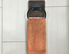 Industrial/Rustic/Handmade/Modern Double Towel by Lightrooom