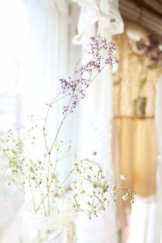 GINGERLILLYTEA: flowers and dresses