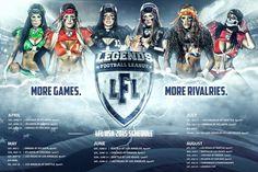 LFL Legends Football League