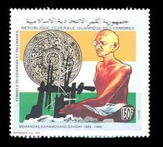 foreigh postage stamps | Mahatma Gandhi International Postage Stamps | daadiamma