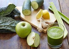 Mean Green Juice Recipe
