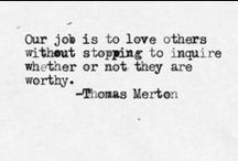 love others...