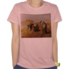 Les Glaneuses 1857 by Jean-Francois Millet Tee Shirts