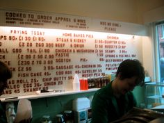 Chip Shop - Bury St Edmunds by xtinalamb, via Flickr