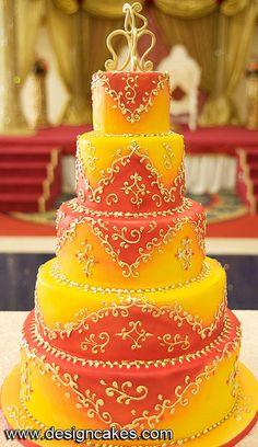 Indian cake.