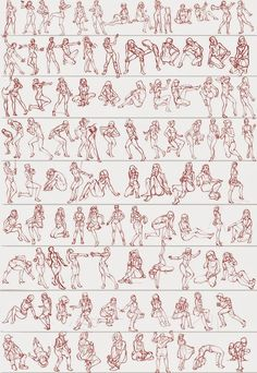 Anatomy Drawing Tutorial figure drawing gestures for animation Body Reference Drawing, Drawing Body Poses, Gesture Drawing, Art Reference Poses, Anatomy Drawing, Manga Drawing, Figure Drawing Tutorial, Human Figure Drawing, Figure Sketching