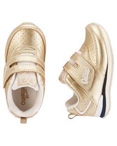 OshKosh Metallic Sneakers