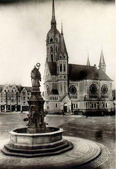 Johannes Otzen, ev. Hauptkirche, Mönchengladbach-Rheydt