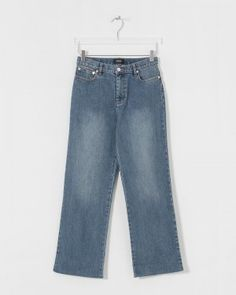 Designer Clothing, Bags, Shoes, Accessories, Objects & Beauty | The Dreslyn Apc, Designer Clothing, Parisian, Sailor, Indigo, Mom Jeans, Ready To Wear, Objects, Denim